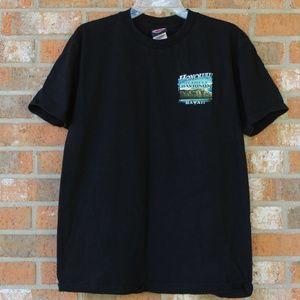 Harley-Davidson Hawaii Black Tshirt Size Large